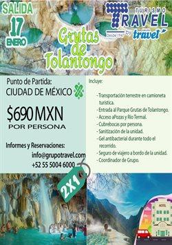 Catálogo Grupo Travel ( 3 días publicado )