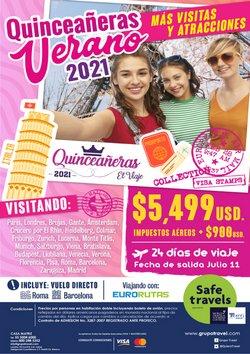 Ofertas de Grupo Travel en el catálogo de Grupo Travel ( Vencido)