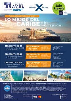 Ofertas de Viajes en el catálogo de Grupo Travel ( Vence hoy)