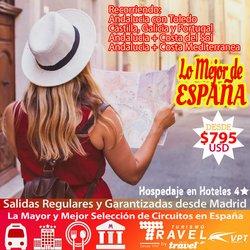 Ofertas de Grupo Travel en el catálogo de Grupo Travel ( Publicado hoy)