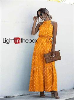 Ofertas de Tiendas Departamentales en el catálogo de LightInTheBox en Fresnillo ( 7 días más )