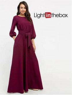 Ofertas de Tiendas Departamentales en el catálogo de LightInTheBox ( 10 días más)