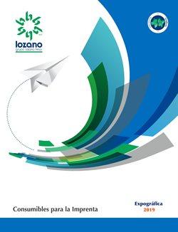 Ofertas de Librerías y Papelerías en el catálogo de Papelerías Lozano Hermanos en Cancún ( Más de un mes )