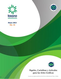 Ofertas de Librerías y Papelerías en el catálogo de Papelerías Lozano Hermanos ( 7 días más)