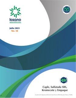 Ofertas de Librerías y Papelerías en el catálogo de Papelerías Lozano Hermanos ( 2 días más)