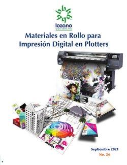 Ofertas de Librerías y Papelerías en el catálogo de Papelerías Lozano Hermanos ( 12 días más)