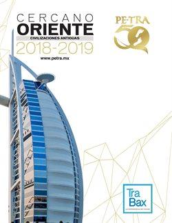 Ofertas de Petra viajes  en el folleto de Ciudad de México