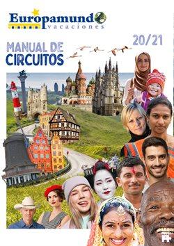 Ofertas de Viajes en el catálogo de Europamundo en Iztacalco ( 28 días más )