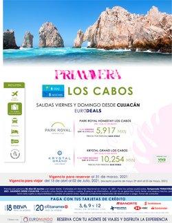 Catálogo Europamundo en Tijuana ( Caducado )