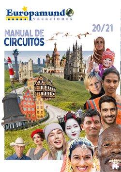 Ofertas de Viajes en el catálogo de Europamundo ( Más de un mes)