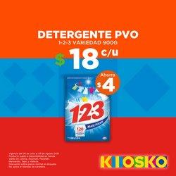 Catálogo Kiosko ( 5 días más)