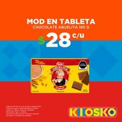 Catálogo Kiosko ( 14 días más)