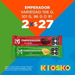 Ofertas de Kiosko en el catálogo de Kiosko ( Vencido)