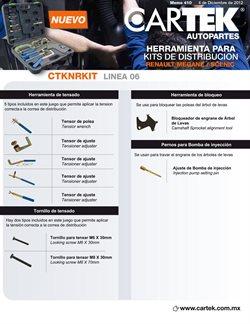Ofertas de Autos, Motos y Repuestos en el catálogo de Cartek en Fresnillo ( Más de un mes )