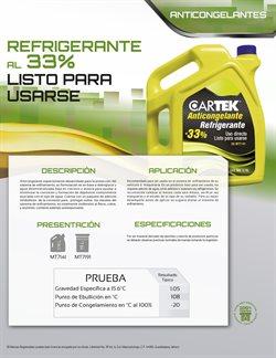 Ofertas de Autos, Motos y Repuestos en el catálogo de Cartek en Guadalupe (Zacatecas) ( Más de un mes )