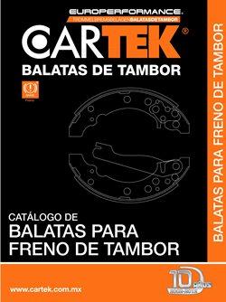 Ofertas de Autos, Motos y Repuestos en el catálogo de Cartek en Hidalgo del Parral ( Más de un mes )