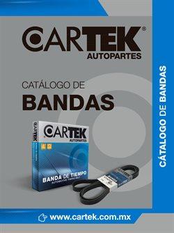Ofertas de Autos, Motos y Repuestos en el catálogo de Cartek en Santiago de Querétaro ( 16 días más )