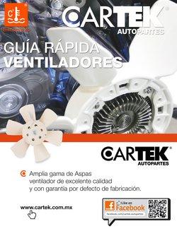 Ofertas de Cartek en el catálogo de Cartek ( 20 días más)