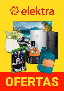 Ofertas de Hogar y Muebles en el catálogo de Elektra en Santiago de Querétaro ( Vence mañana )
