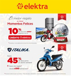 Catálogo Elektra en Monterrey ( Caducado )