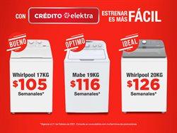 Catálogo Elektra en Heróica Puebla de Zaragoza ( Caducado )