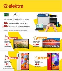 Catálogo Elektra en Navojoa ( 2 días publicado )