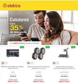 Ofertas de perfumes en el catálogo de Elektra ( Publicado hoy)