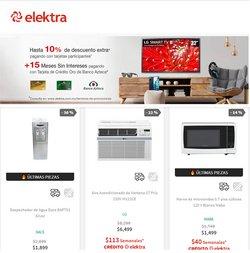 Catálogo Elektra ( 8 días más)