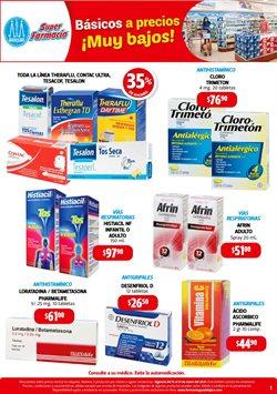 Ofertas de Cloro en Farmacias Guadalajara
