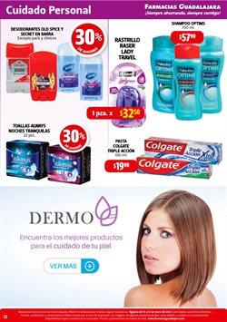 Ofertas de Desodorante en Farmacias Guadalajara