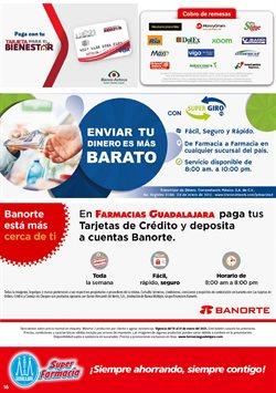 Ofertas de Bienestar en Farmacias Guadalajara