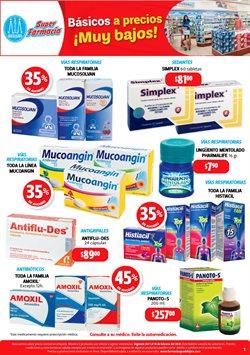 Catálogo Farmacias Guadalajara en Zacatecas ( Caducado )
