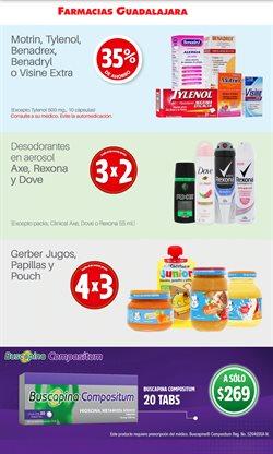 Catálogo Farmacias Guadalajara en Ciudad de México ( Caducado )