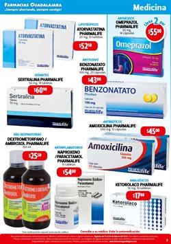 Ofertas de AURAX en Farmacias Guadalajara