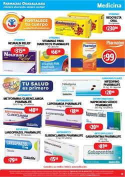 Ofertas de Farmacias y Salud en el catálogo de Farmacias Guadalajara ( Caduca hoy )