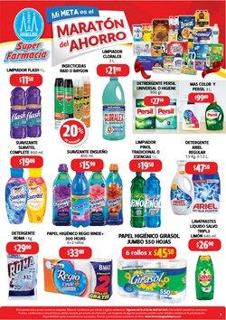 Catálogo Farmacias Guadalajara ( 12 días más)