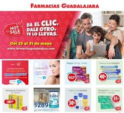 Ofertas de Farmacias Guadalajara en el catálogo de Farmacias Guadalajara ( Vencido)