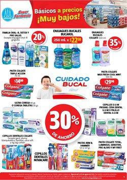 Catálogo Farmacias Guadalajara ( 10 días más)