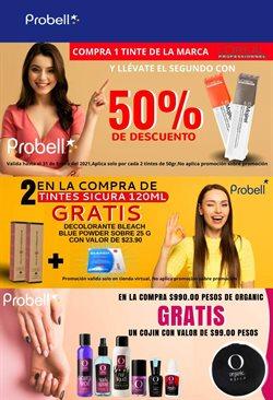 Catálogo Probell en Mérida ( 2 días publicado )