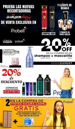 Ofertas de Perfumerías y Belleza en el catálogo de Probell en León ( Vence mañana )