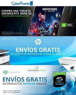 Ofertas de Electrónica y Tecnología en el catálogo de Cyber Puerta en Heróica Caborca ( 3 días más )