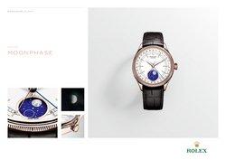 Ofertas de Marcas de Lujo en el catálogo de Rolex ( Más de un mes)