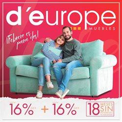 Catálogo D'Europe ( Caducado )