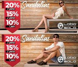 Ofertas de Ropa, Zapatos y Accesorios en el catálogo de Lobo Solo ( 4 días más)