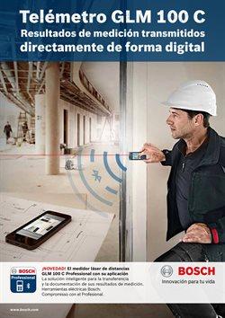 Ofertas de Ferreterías y Construcción en el catálogo de Bosch en Aguascalientes ( Más de un mes )