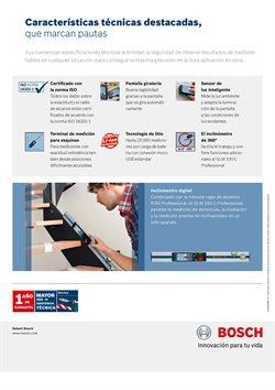 Ofertas de Reglas en Bosch