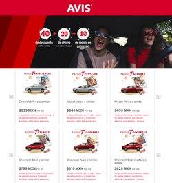 Ofertas de Autos, Motos y Repuestos en el catálogo de Avis ( Vence mañana )