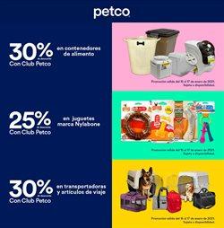 Catálogo Petco ( Caduca hoy )