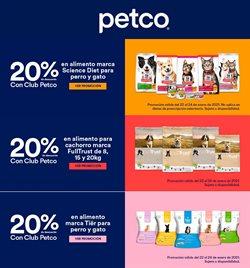 Ofertas de Ocio en el catálogo de Petco ( Vence mañana )