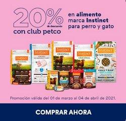 Ofertas de Ocio en el catálogo de Petco en Benito Juárez (CDMX) ( 3 días publicado )